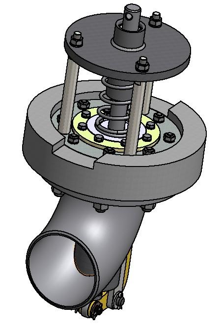 G81110081 BV 125 Typ WSN5 3D