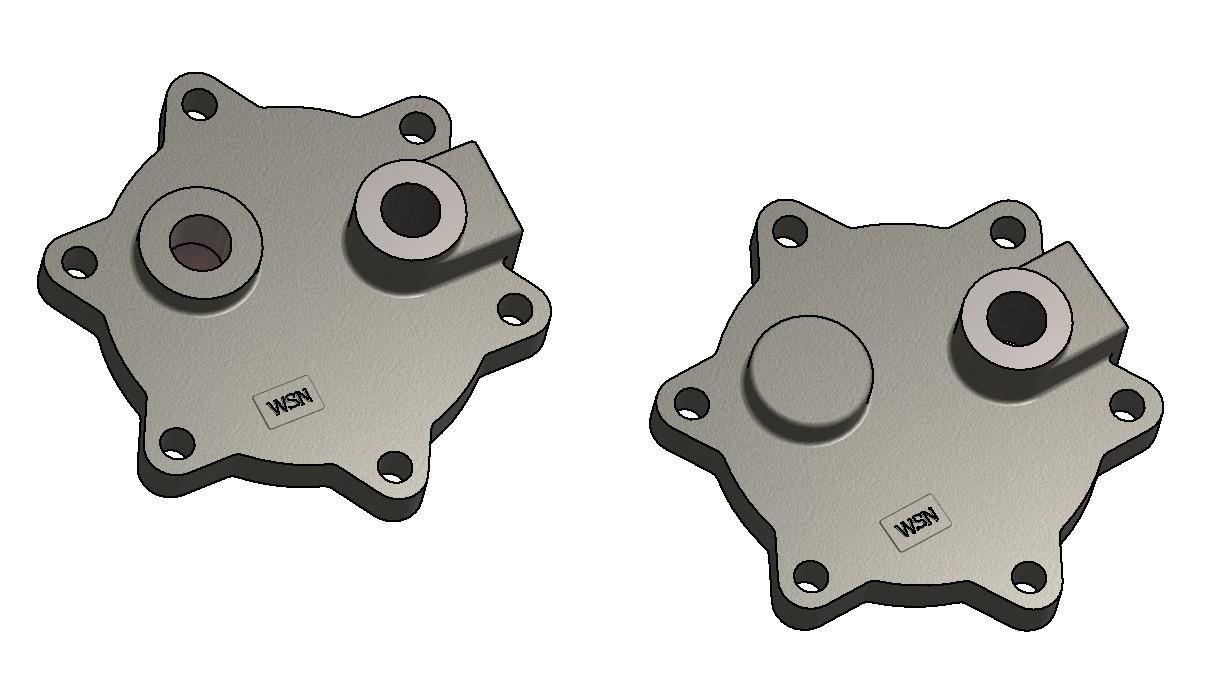T1444K009 AV ZV11 - Verschlussdeckel 3D